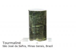 トルマリン 結晶 ブラジル産|電気石|Sao Jose da Safira, Minas Gerais, Brazil|Tourmaline|