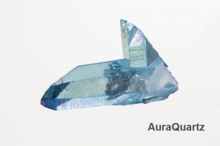 【アクアオーラ】オーラクリスタル クラスター アーカンソー産|オーラ系|Arkansas Quartz|AuraQuartz|