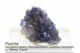 フローライト 結晶石 アイルランド産|Joe Larkin's Quarry, Co. Galway, Ireland|Fluorite|蛍石|