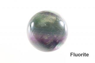 【丸玉】フローライト 丸玉 41mm|蛍石|Fluorite|