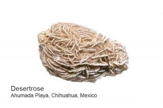 デザートローズ(砂漠のバラ) 結晶 メキシコ Ahumada Playa, Chihuahua, Mexico Desertrose 砂漠のバラ 