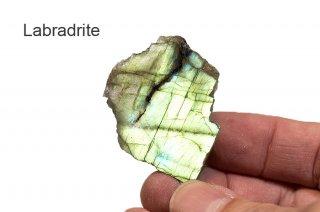 ラブラドライト スラブ マダガスカル産 Madagascar Labradrite 曹灰長石 