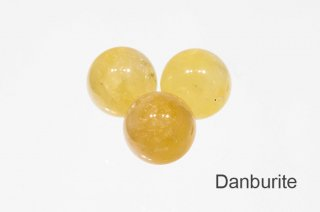 【ビーズ】ダンビュライト SA 9mm Danburite ダンブリ石 1粒販売 