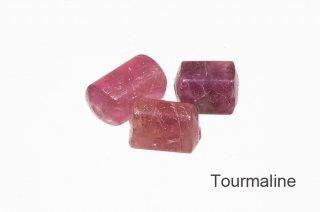 【ビーズ】ピンクトルマリン 樽型 11mm Tourmaline 電気石 1粒販売 