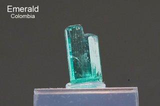 エメラルド 結晶石 コロンビア産|Chivor, Eastern Emerald Belt, Boyaca, Colombia|緑柱石|Emerald|2782A|