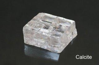 オプティカルカルサイト SA 結晶石 クリアーな品質の良いオプティカルカルサイト 方解石 磨き 美しいレインボー Calcite 