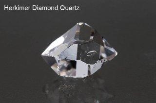 ハーキマーダイヤモンドクォーツ 結晶石 ニューヨーク産|Ace of Diamonds Mine, New York, USA|Herkimer Diamond|水晶