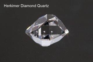 ハーキマーダイヤモンドクォーツ 結晶石 ニューヨーク産 Ace of Diamonds Mine, New York, USA Herkimer Diamond 水晶
