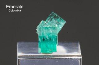 ( DT ) エメラルド 結晶石 コロンビア産|Muzo, Western Emerald Belt, Boyaca, Colombia|緑柱石|Emerald|2775A|