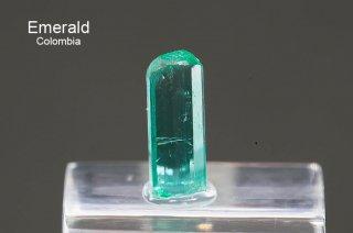エメラルド 結晶石 コロンビア産|Chivor, Eastern Emerald Belt, Boyaca, Colombia|緑柱石|Emerald|2772A|