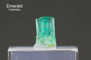 エメラルド 結晶石 コロンビア産|Chivor, Eastern Emerald Belt, Boyaca, Colombia|緑柱石|Emerald|2756A|