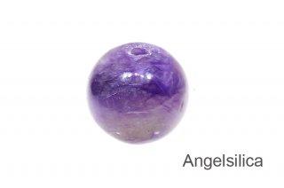 【ビーズ】エンジェルシリカ 11mm 1粒販売|チャロアイトシリカ|Angelsilica|