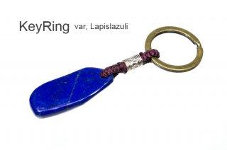 KeyRing  var, Lapislazuli|キーリング|ラピスラズリ|青金石|
