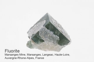 フローライト 結晶石 フランス産 蛍光 Marsanges Mine, Auvergne-Rhone-Alpes, France 蛍石 Fluorite 