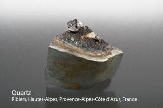水晶 結晶 フランス産|var, Herkimer Quartz|Ribiers, Hautes-Alpes, Provence-Alpes-Cote d'Azur, France|水晶|