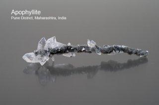 アポフィライト 結晶石 インド産|Pune District, Maharashtra, India|Apophyllite|魚眼石|