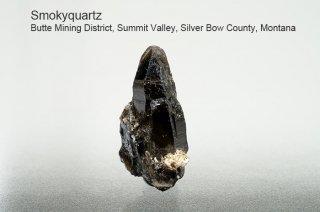 スモーキークォーツ 結晶 モンタナ産|Butte Mining District, Summit Valley, Silver Bow County, Montana|SmokyQuartz|煙水晶|
