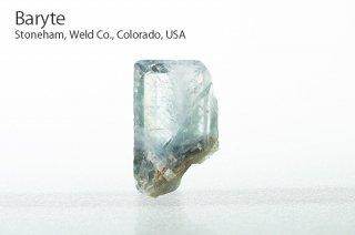 バライト 結晶 コロラド産|Stoneham, Weld Co., Colorado, USA|Baryte|重晶石|