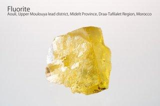 フローライト 結晶石 モロッコ産|Aouli, Upper Moulouya lead district, Midelt Province, Draa-Tafilalet Morocco|蛍石|