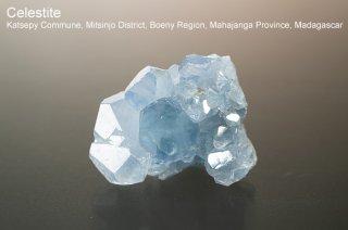 セレスタイト 結晶石 マダガスカル産 天青石 Madagascar Celestite 