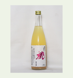 鳳凰美田 完熟桃酒 720ml