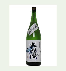 大瑠璃 純米吟醸 1.8L