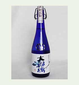 大瑠璃 袋とり雫酒 720ml