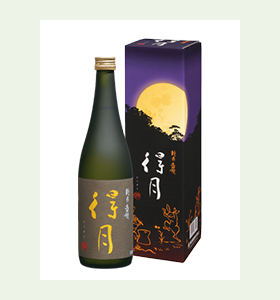 朝日酒造 得月 純米大吟醸 720ml