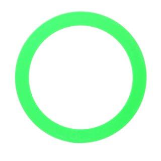 ミスターババッシュ リバーシブルリング ホワイト/グリーン