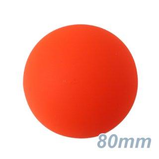 ミスターババッシュ ステージボール ピーチ80mm オレンジ