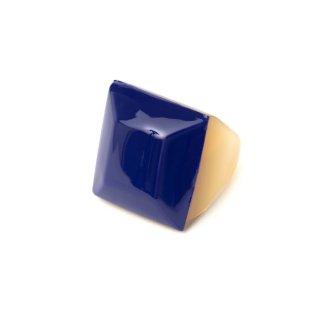 REBORN リング ファセット/ブルー
