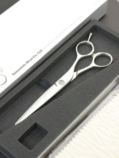 【新品】山本美材 EZY ED60r 6インチ カットシザー ハマグリ刃 メガネハンドル