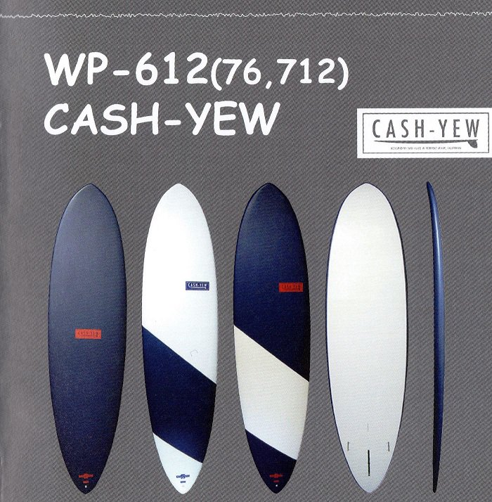 WATER RAMPAGE/ CASH-YEW7.6 SOFT BOTTOM