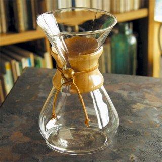 ケメックスのコーヒーメーカー(10カップ用)