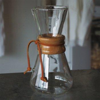 ケメックスのコーヒーメーカー ヴィンテージ(3カップ用)