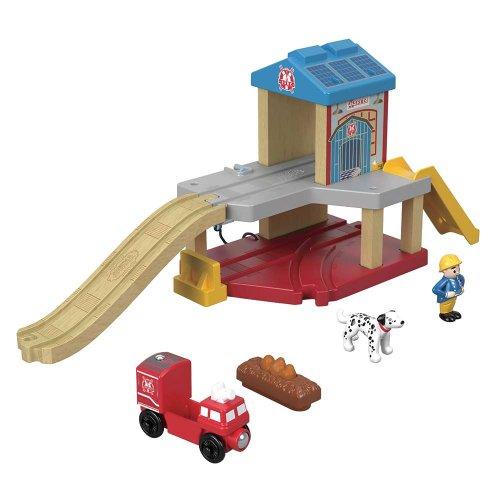 ファイヤーハウス 《木製レールシリーズ》 FVD12 TO