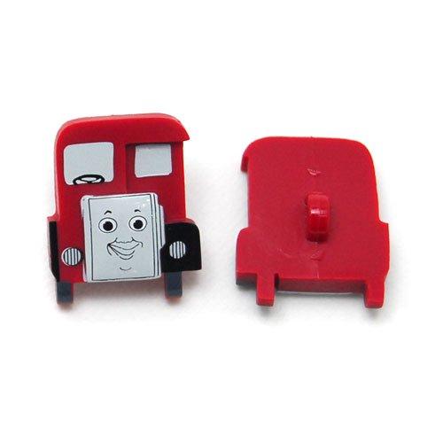 ピングー TM11 ボタン(バーティー) TO