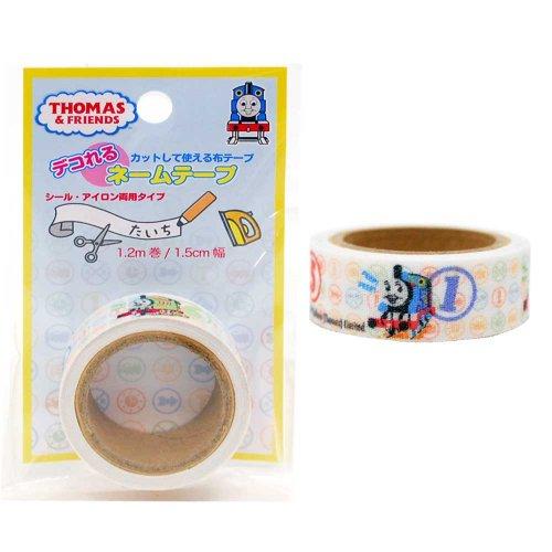 トーマスファンシーネームテープ TFT001 TO