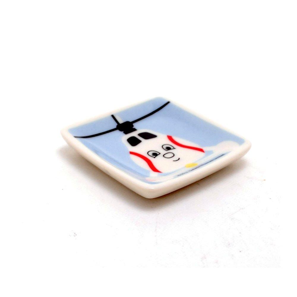 ピングー プチ角小皿(ハロルド) 650526 TO