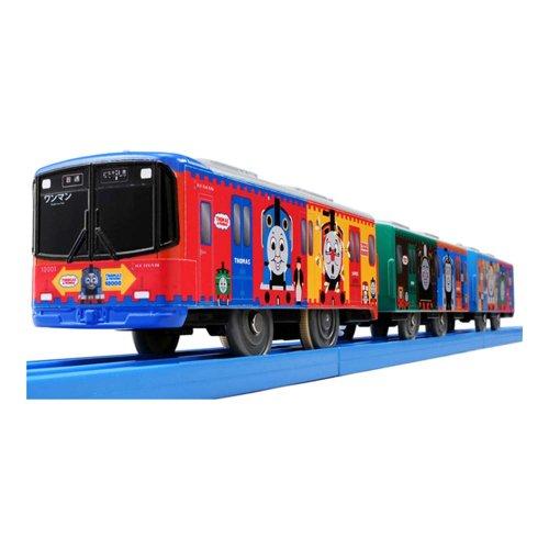 プラレール 京阪電車 10000系 きかんしゃトーマス号 S-59 TO