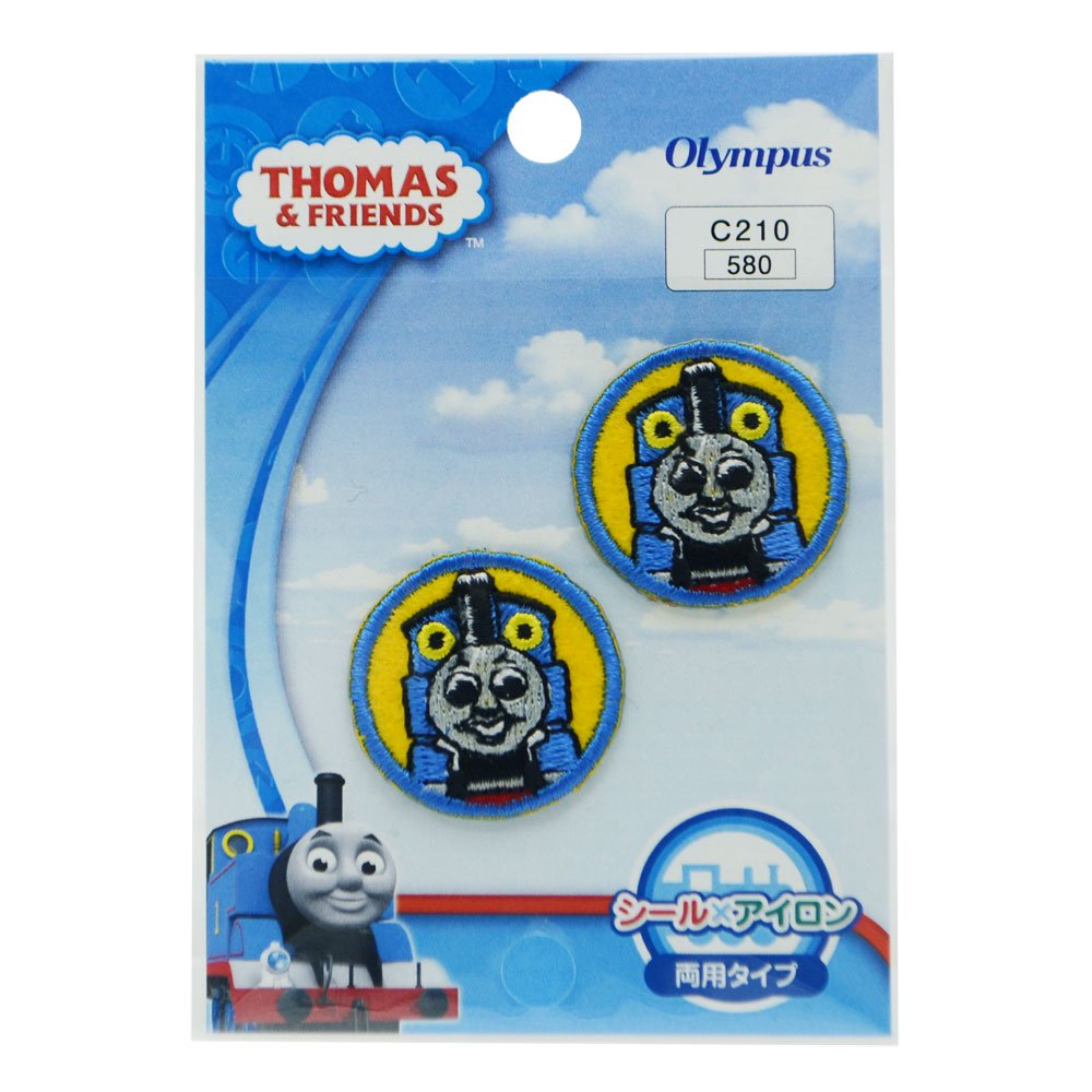 TM C210 トーマスCワッペン TO グッズ