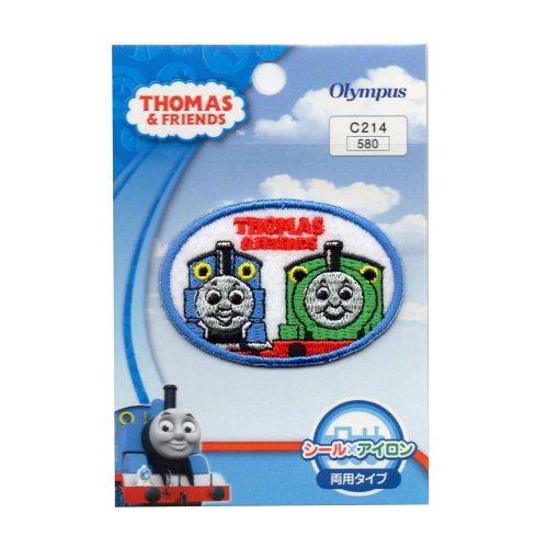 TM C214 トーマスCワッペン TO
