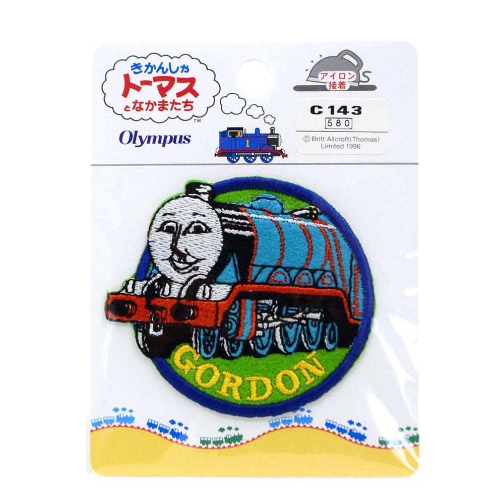ししゅうワッペン C143(ゴードン) TO グッズ