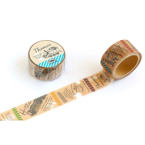 マスキングテープ(クラフト)KT00004-19 TO