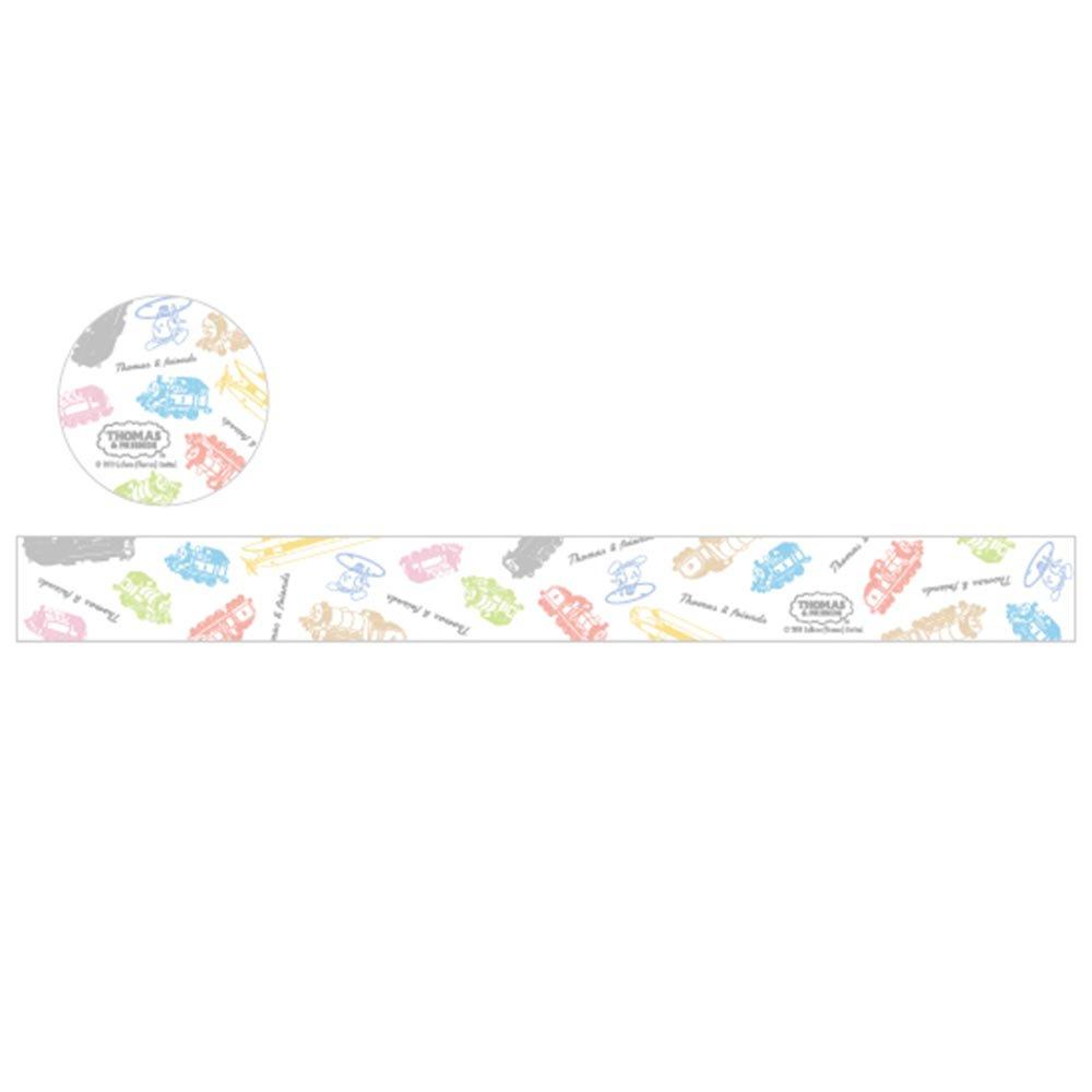 ピングー マスキングテープ(パステル) KT00004-18 TO