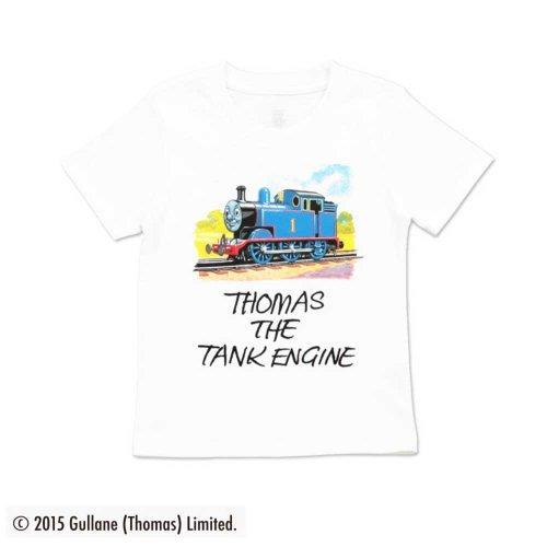 【graniph】こども用Tシャツ(トーマスザタンクエンジン)130 04600059300136 TO