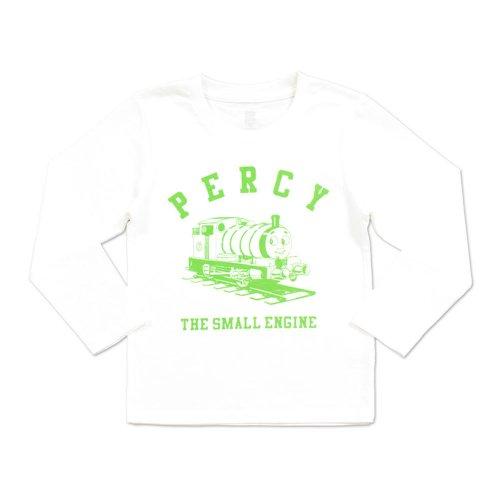 【生産終了品】長袖Tシャツ(パーシーカレッジ)130 04700016800136 TO