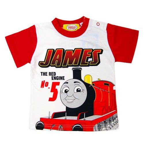 ビッグフェイスTシャツ(ジェームス/80)88417-12 TO