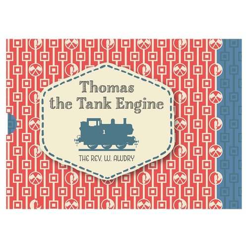 【英語のえほん】Thomas the Tank Engine Anniversary Slipcase TO