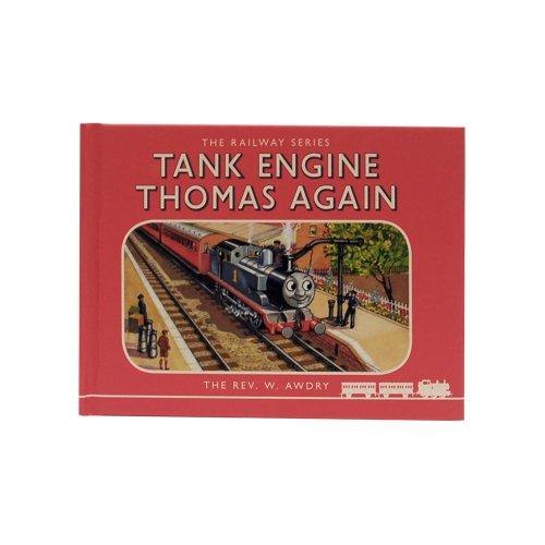 【生産終了品】【英語のえほん】Thomas the Tank Engine The Railway Series: Tank Engine Thomas Again  TO